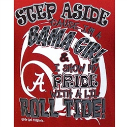 Girlie Girl Originals - Alabama T-Shirts Bama Pride
