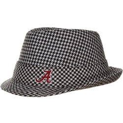 Top of the World Alabama Crimson Tide Houndstooth Debut Gambler Hat