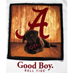 Alabama T-Shirt - Man's Best Friend - Good Boy