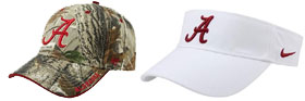 Alabama Hats & Caps & Visors & Gloves