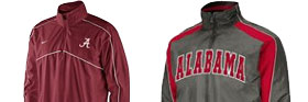 Alabama Crimson Tide Jackets