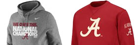 Alabama Sweatshirts & Hoodies