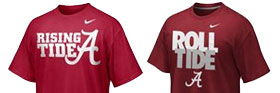 Alabama Crimson Tide T-Shirts